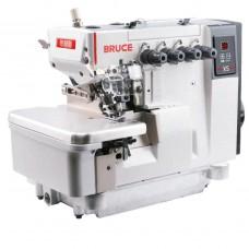 Bruce X5-6 Промышленный 6-ти ниточный оверлок