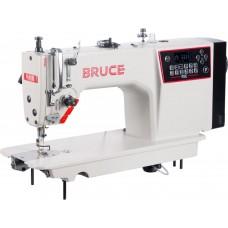 BRUCE R5E-Q электронная швейная машина челночного стежка для лёгких  материалов