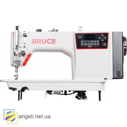 BRUCE R5E-HQ электронная швейная машина челночного стежка для тяжёлых материалов