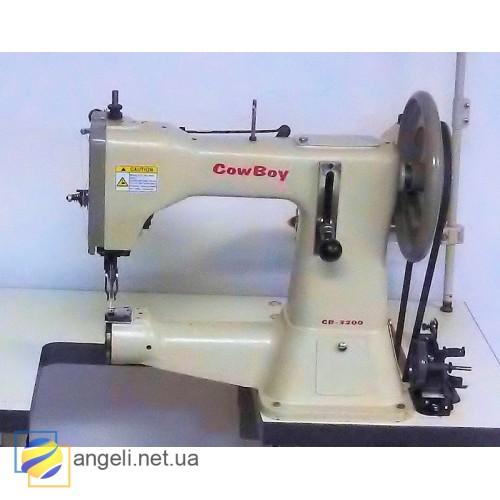 Hightex Cowboy 3200 Рукавная швейная машина с качающимся челноком