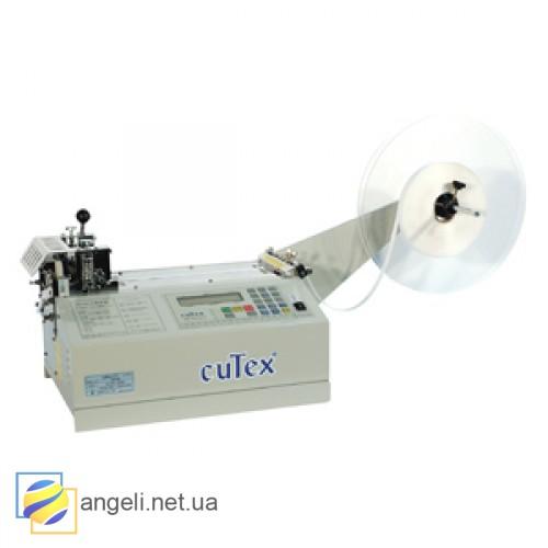 Машина для холодного різання стрічки липучки cuTex TBC-50