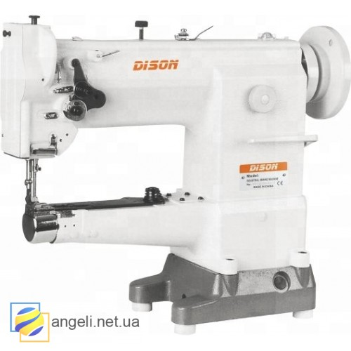 Dison DS-2628LG рукавная швейная машина для кожи под окантовку