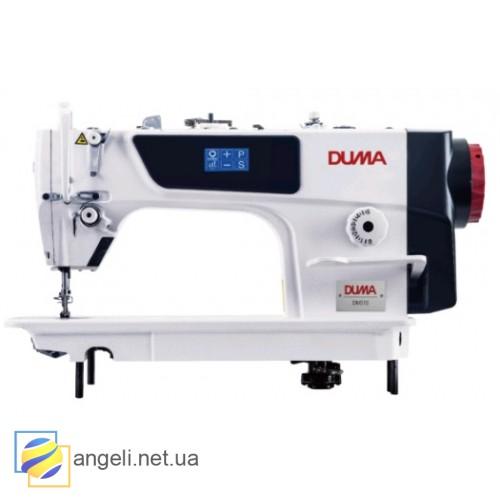Duma DM 510M  Промышленная швейная машина для легких и средних материалов со встроенным сервомотором