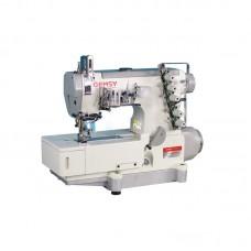 Gemsy GEM 5500D-01/5,6 плоскошовная промышленная машина с прямым приводом