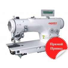 Gemsy GEM2297D-SR Промышленная швейная зигзаг машина с электронным управлением
