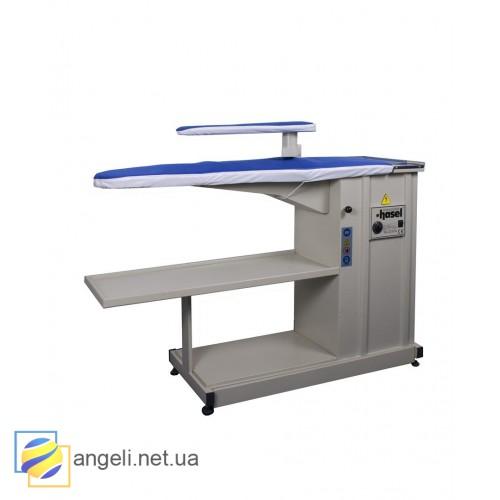Hasel HSL-DP-03K Консольный U-образный гладильный стол с функцией вакуума дополнительной рукавной подушкой