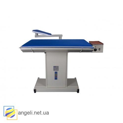 Hasel HSL-GP-03K Промышленный прямоугольный гладильный стол с функцией вакуума