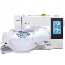 Janome Memory Craft 500E бытовая вышивальная машина