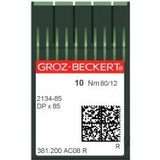 Голка Groz-Beckert 2134-85, DPx85 в упаковці 10 шт