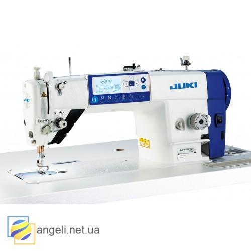 Juki DDL-8000A-MSNBK  Промышленная прямострочная швейная машина, с обрезкой нити и подъемом лапки