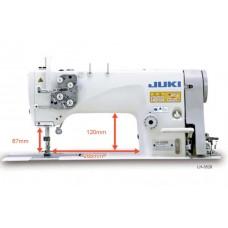 Двухигольная швейная машина Juki LH-3528ASF-АООS  без отключения иглы
