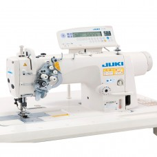 Juki LH-3568ASF-AB Двухигольная швейная машина с отключением игл