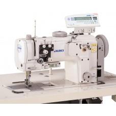 Juki LU-2260NSDSB-70BZ Двухигольная швейная машина для тяжелых материалов с автоматикой