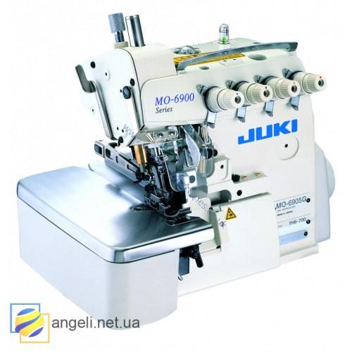 Juki MO-6905G-0M6-700 Промышленный оверлок  для тяжелых материалов