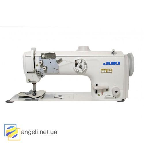 Juki LU-2810AS промышленная швейная машина для тяжелых тканей с тройным транспортом
