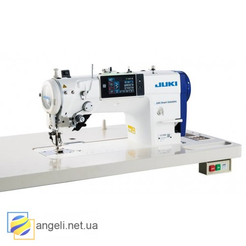 Juki LZ-2290C высокоскоростная компьютеризированная швейная машина зигзаг
