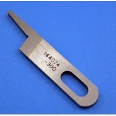 Нож верхний 144074-300 Brother