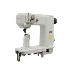 Typical GC24621 Колонковая швейная машина с тройным транспортом