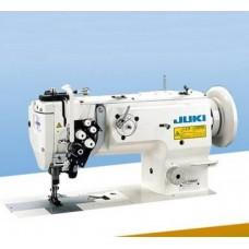 Двухигольная швейная машина Juki LU-1565NH-AA с отключением игл и унисонным продвижением материала
