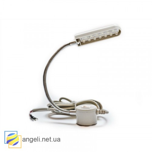 Светильник магнитный светодиодный OBS-820MD Гибкий