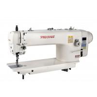 Precious PC9622B-D4-HP Промышленная швейная машина с тройным продвижением и автоматикой, увеличенный рукав