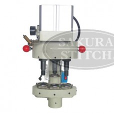 Sakura S-QQ03 пневматический пресс для установки металлической фурнитуры