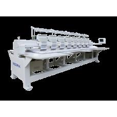 Ricoma RCM-1204FHS 12-игольная 4-головочная вышивальная машина