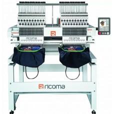 Ricoma MT-2002TC-8S Вышивальная 20-ти игольная 2-головая машина