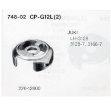 Шпульный колпачок CP-G12L(2)