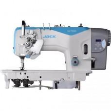 Jack JK-58750B Двухигольная швейная машина с отключением игл и увеличенными челноками