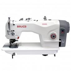 Bruce BRC-5558W-T Швейная машина с обрезкой края ткани и оконтователем