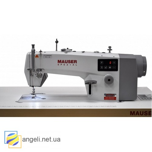 Mauser Spezial ML8121-E00-BC Прямострочная швейная машина для лёгких и средних материалов