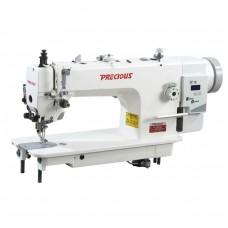 Precious PC 0303D Прямострочная швейная машина для средних и тяжелых тканей c двойным продвижением