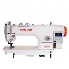 SIRUBA DL7300-RM1-64 Прямострочная швейная машина с обрезкой края материала
