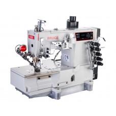 BRUCE BRC P5-UT-02BBx356 плоскошовная машина с плоской платформой и автоматическими функциями