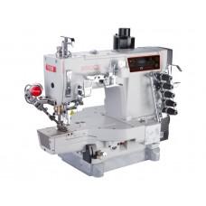 Bruce BRC V5-UT-01GBx356 Плоскошовная машина с цилиндрической платформой и автоматическими функциями