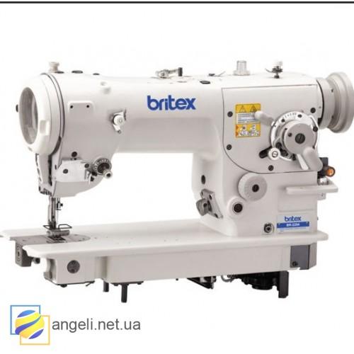Britex BR-2284 промышленная швейная машина зигзагообразного стежка