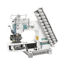 Siruba VС008-06048P/VPL/LSA/P Шестиигольная лампасная машина с цилиндрической платформой