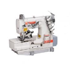 Siruba F007K-W222-364/FQ, Siruba F007K-W222-356/FQ плоскошовная швейная машина (распошивалка) с окантователем