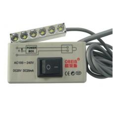 Светильник магнитный светодиодный OBS-806M
