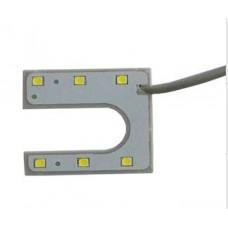 Светильник магнитный светодиодный OBS-806MUT ПОДКОВА