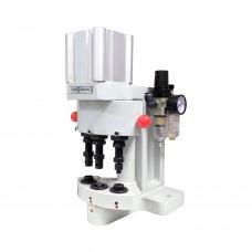 Type Special P-Q3 пневматический пресс для установки фурнитуры 3-х головочный
