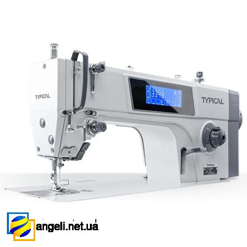 Typical GC6890-MD4 промышленная швейная машина с автоматикой для легких и средних тканей, с увеличенным рукавом