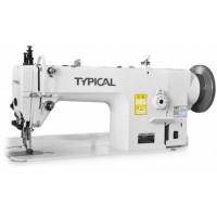 Промышленная швейная машина Typical GC0303D с двойным продвижением и прямым приводом