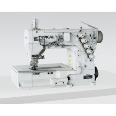 Typical GK335-1356 трёхигольная пятиниточная плоскошовная машина (распошивалка)