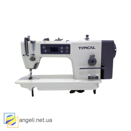 Typical GC 6158 HD промышленная швейная машина с сервомотором для средних и тяжелых материалов