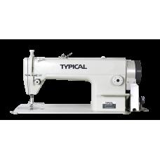 Typical GC6160 Беспосадочная швейная машина с игольным транспортом