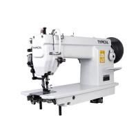 Промышленная швейная машина Typical GC 6-7D с тройным продвижением для кожи