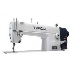 Промышленная швейная машина Typical GC 6150MD с прямым приводом для легких тканей