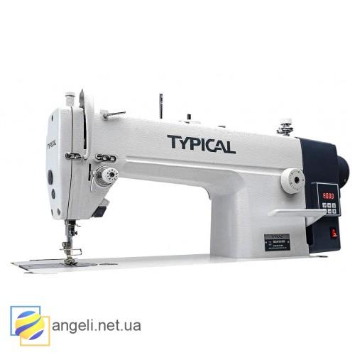 Typical GC 6150MD Промышленная швейная машина  с прямым приводом для легких тканей